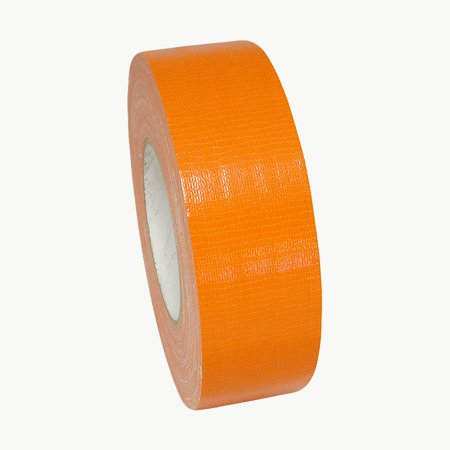 JVCC DT-IG Industrial Grade Duct Tape: 2 in. x 60 yds. (Orange)