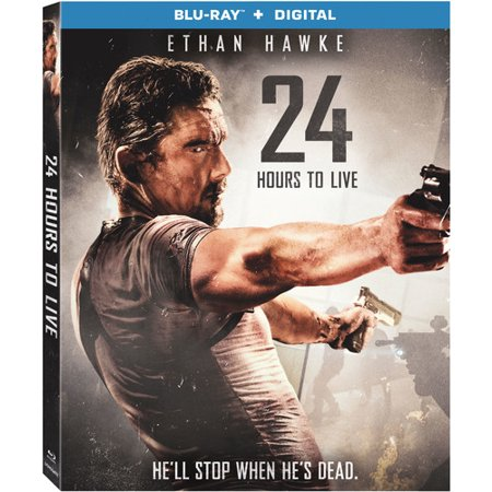 24 Hours To Live  Blu Ray   Digital