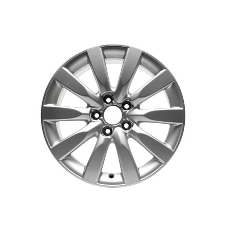 PartSynergy New Aluminum Alloy Wheel Rim 17 Inch Fits 2009-2016 Audi A4 5-108mm 10