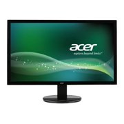 """Acer K242HL BMIDX 24"""" Widescreen LCD Monitor - 1920X1080 1K:1 5MS - SPEAKER BLACK"""