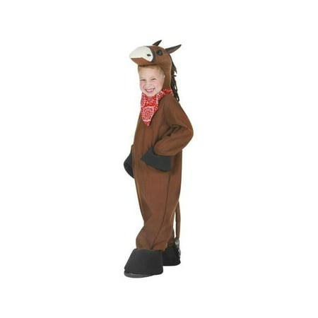 Blow Up Horse Costume (Child Horse Costume)