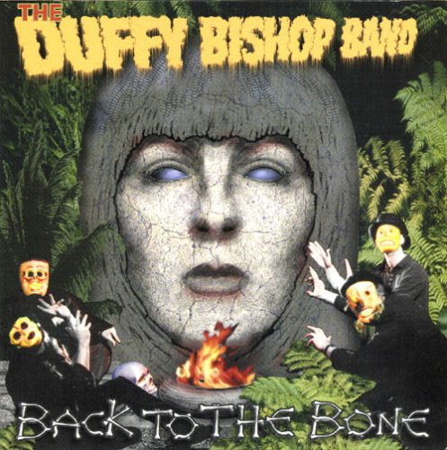 Duffy Bishop Band - Back to the Bone [CD]