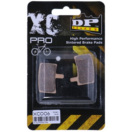 XC PRO - DP BRAKES X-Country Sintered Disc Brake Pads for Hayes Stroker Trail Hayes Stroker Disc Brakes