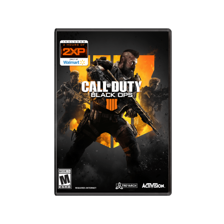 Call of Duty: Black Ops 4, Activision, PC – Purchase the game to get 2XP – Only at Walmart](Halloween Games Pc)