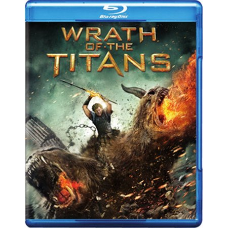 Wrath of the Titans (Blu-ray) (Release Date Of Wrath Of The Lich King)