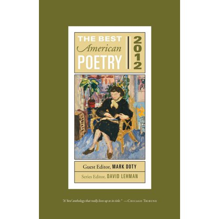 The Best American Poetry 2012 - eBook