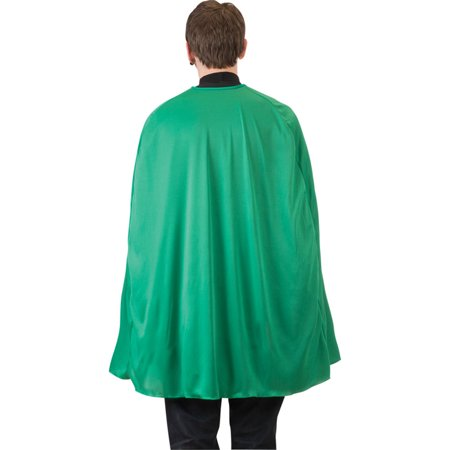 Morris Costumes Rg Costumes Mens Long Superhero Cape 36 inch long super hero capes, ties around neck. Made of nylon taffeta., Style