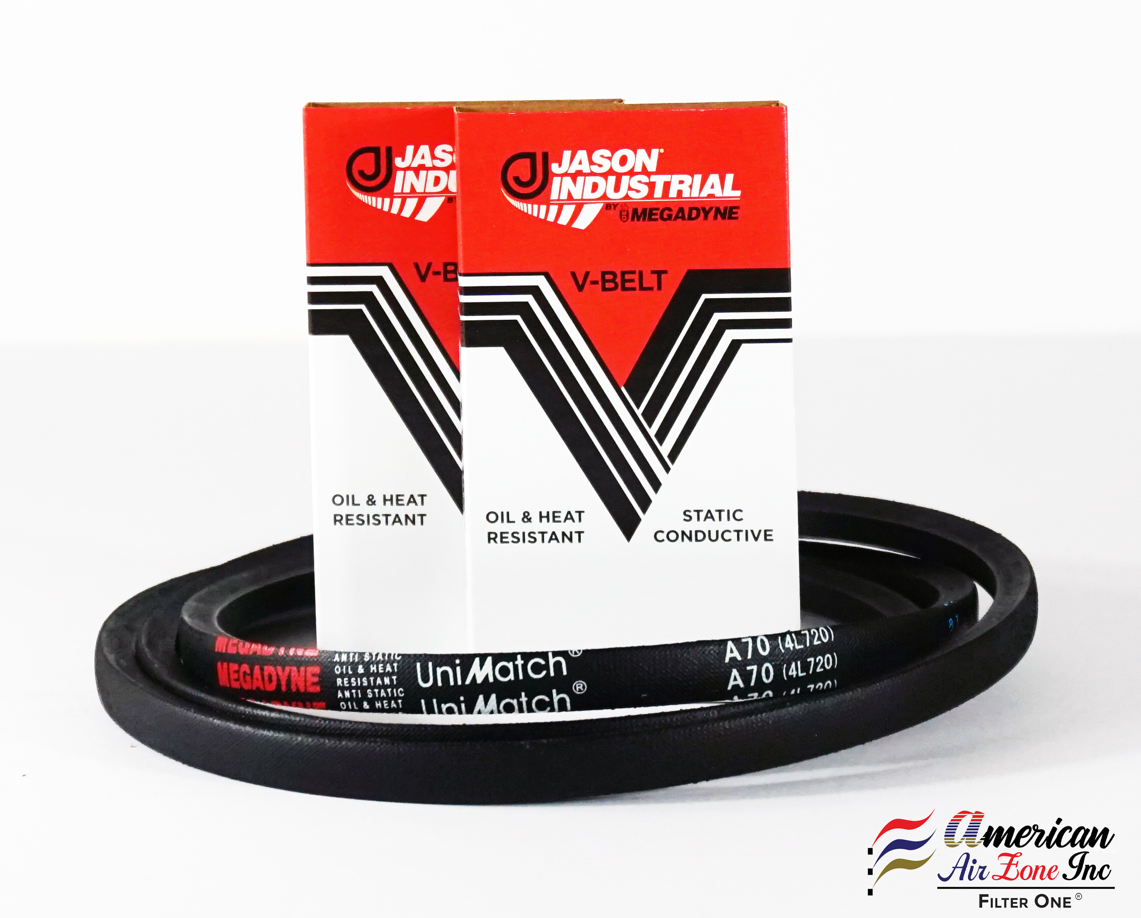 FACTORY NEW! A70//4L720 V-Belt 1//2 X 72 SAME DAY SHIPPING