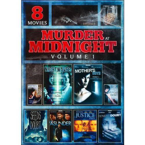 8-Movie Murder At Midnight, Vol. 1 (Widescreen) by ECHO BRIDGE ENTERTAINMENT