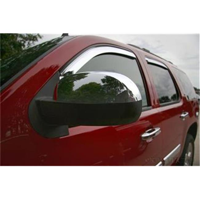 400130 Exterior Mirror Cover - Silver - image 1 of 1