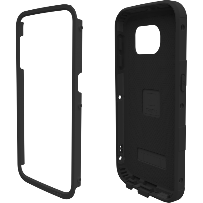 Trident Cyclops Case for Samsung Galaxy S6 - Smartphone - Black