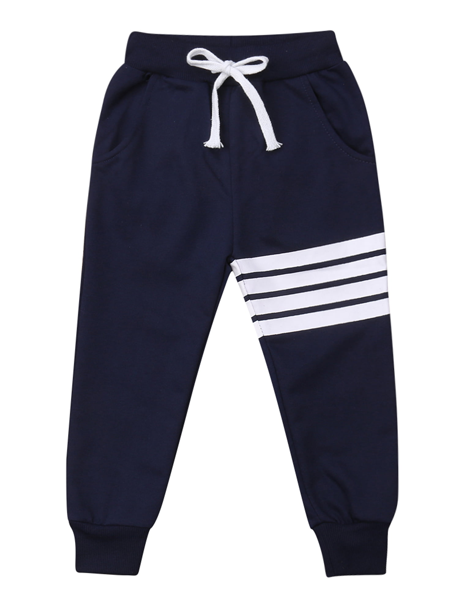 Russell Athletic Kids Children/'s Boys Girls School Sweat Pants Jogging Bottoms Trousers Uniform