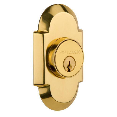 Nostalgic Warehouse Meadows Single Cylinder Keyed Alike Deadbolt