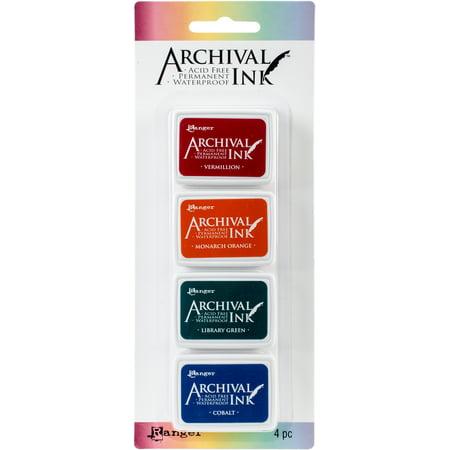 Ranger Archival Mini Ink Pad Kits-Kit 1 ()