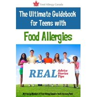The Ultimate Guidebook for Teens With Food Allergies - eBook