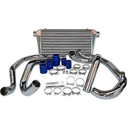 Front Mount Intercooler Kit For 95-00 SUBARU GC8 WRX STI