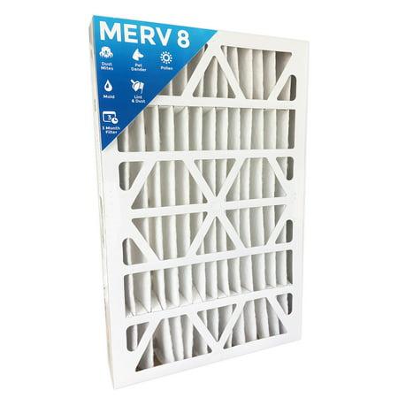 16x20x4 MERV 8 AC Furnace 4