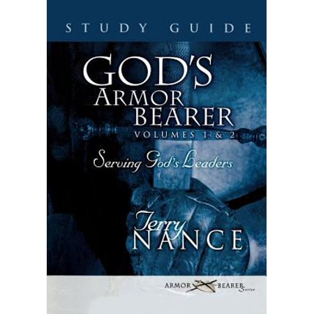 God's Armor Bearer Volumes 1 & 2 Study (Under Armour Flats Guide)