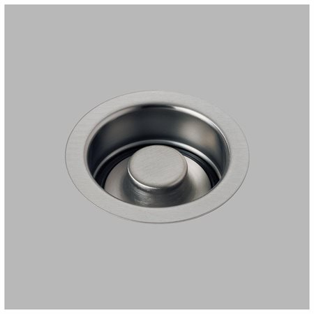 - Delta Kitchen Disposal and Flange Stopper, Stainless