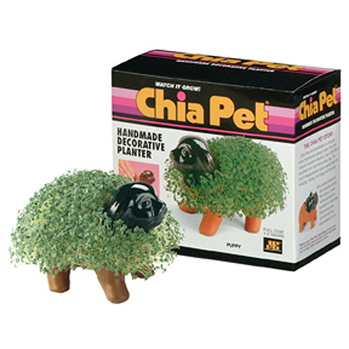 As Seen on TV Chia Pets Chia Puppy