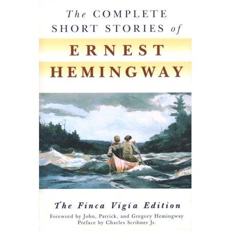 The Complete Short Stories Of Ernest Hemingway  Paperback