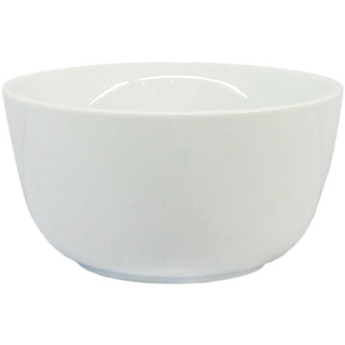 """Better Homes and Gardens 5.75"""" Cereal/Soup Bowl, White"""