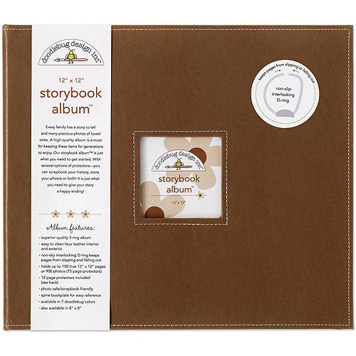 "Storybook Album, 12"" x 12"""