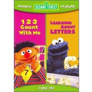 Sesame Street: 1,2,3 Count With Me   Learning About Letters (Full Frame) by GENIUS PRODUCTS INC
