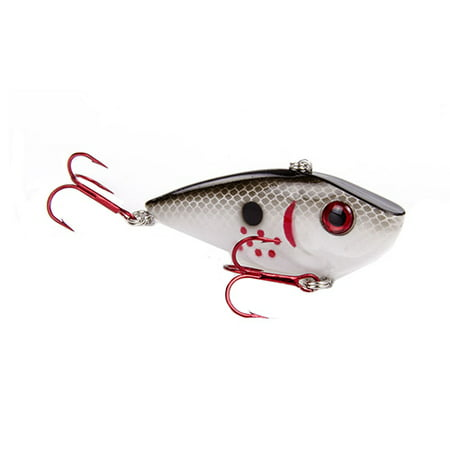 Red Eyed Shad 1/2 oz Hard Lipless Crankbait Lure