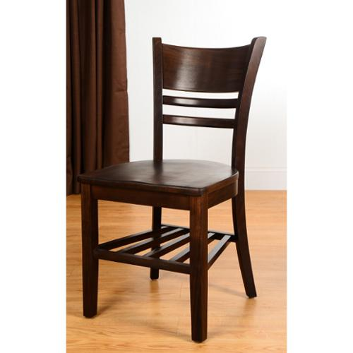 Beechwood Mountain LLC Academy Wooden Chairs (Set of 2) by Overstock