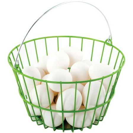 Ware Manufacturing Egg Basket - Halloween Chicken Wire Ghost