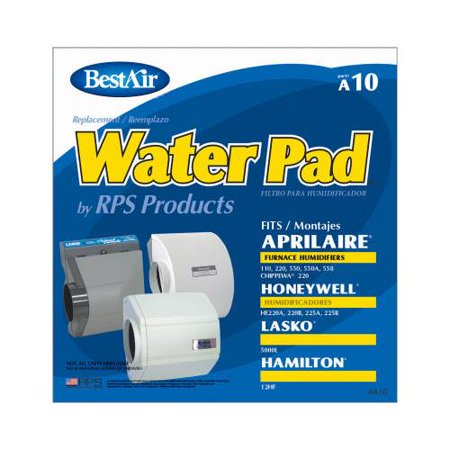Rps Products A10 Furnace Humidifier Water Pad