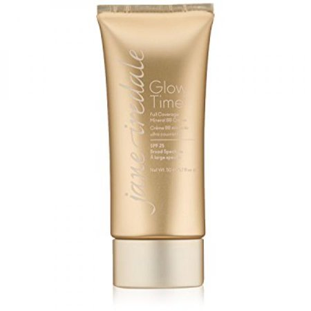 jane iredale Glow Time Full Coverage Mineral BB Cream, BB3, 1.7 Fl. -
