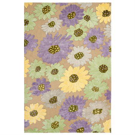 Safavieh Wilton Taupe / Lilac Rug