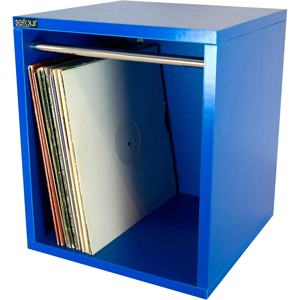 Vinyl Record Carry Box