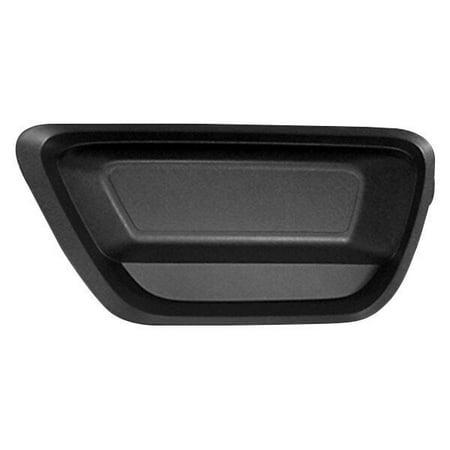 Chevy Colorado Driver Design - For Chevy Colorado 15-18 Replace Front Driver Side Fog Light Hole Cover