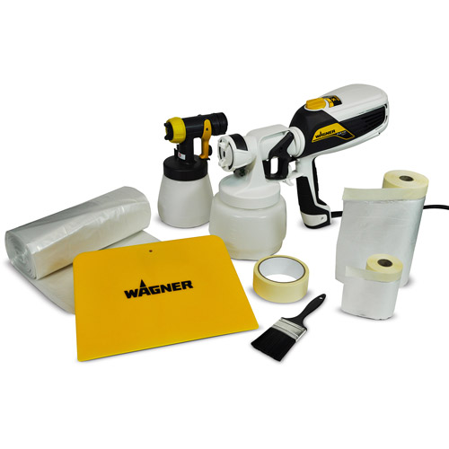 Wagner Flexio 575 Sprayer with Accessory Kit by