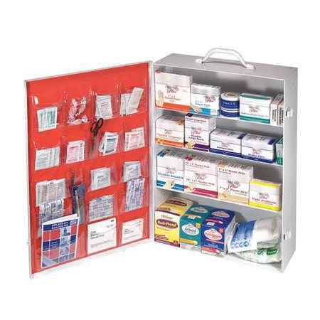 Medi First 734Msp First Aid Kit Unitized 615Pcs 150 Ppl