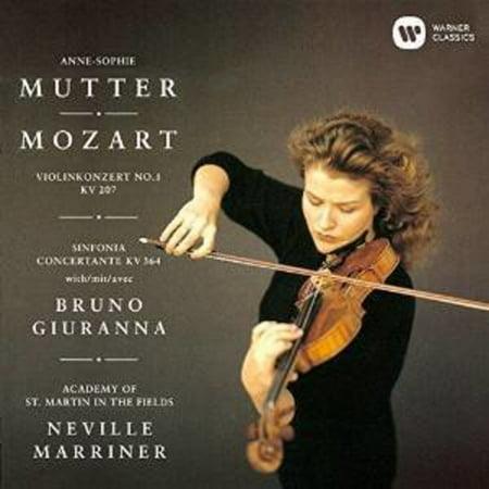 Mozart: Violin Concerto No. 1 Sinfon ()