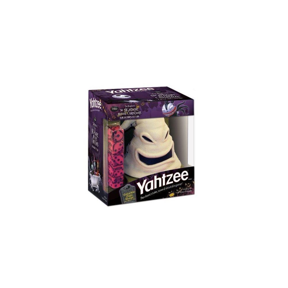 Nightmare Before Christmas Yahtzee: Oogie Boogie by Yahtzee ...