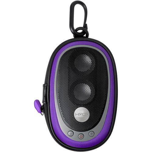 HMDX Speaker On The Go, Purple