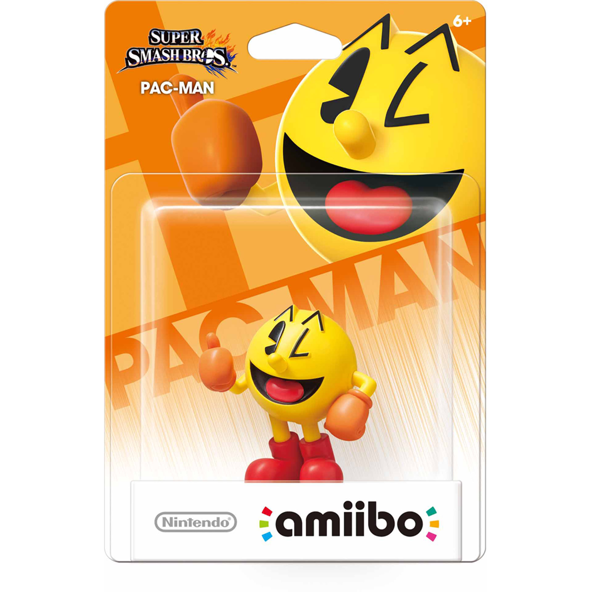 Nintendo Smash Bros. Series amiibo, Pac-Man by Nintendo
