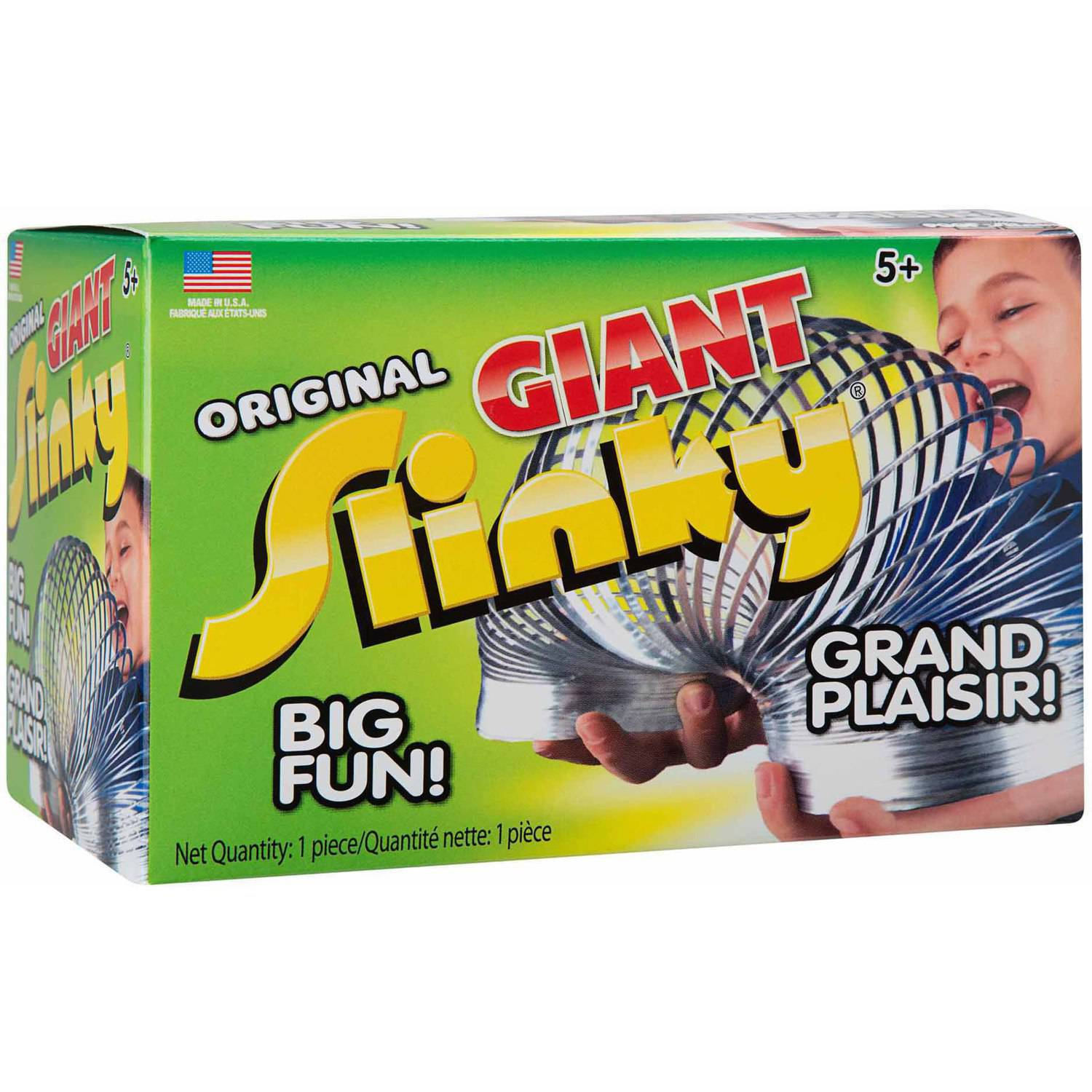 Metal Original Giant Slinky