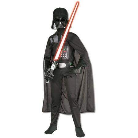 Darth Maul Childrens Costume (Darth Vader Child Halloween)