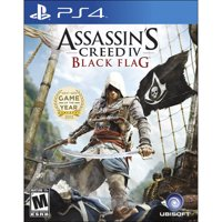 Assassin's Creed IV: Black Flag, Ubisoft, PlayStation 4, 008888358114