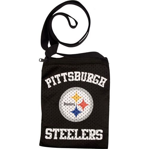 NFL - Women's Pittsburgh Steelers Game Day Pouch