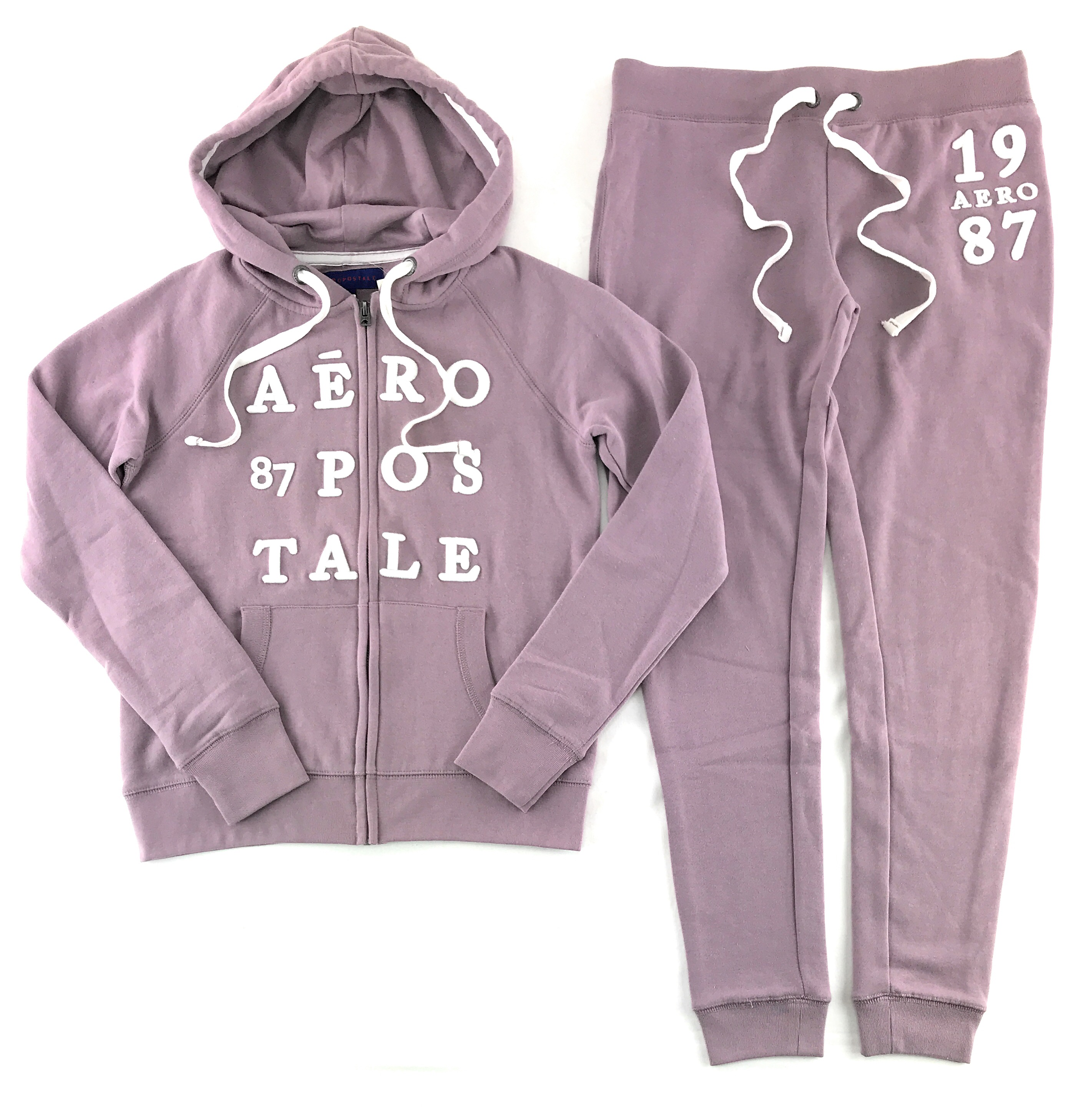 AERO AEROPOSTALE HOODIE Sweatshirt  SWEAT PANTS Track SUIT Sweatsuit M,L,XL,2XL