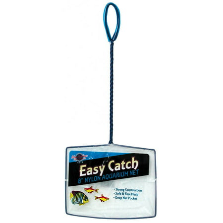 Blue Ribbon Easy Catch Fine Mesh Fish Net - 8