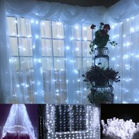 100-LED Twinkle Fairy Light 33 Feet Wire String 8 Modes+Tail Plug Holiday Decor