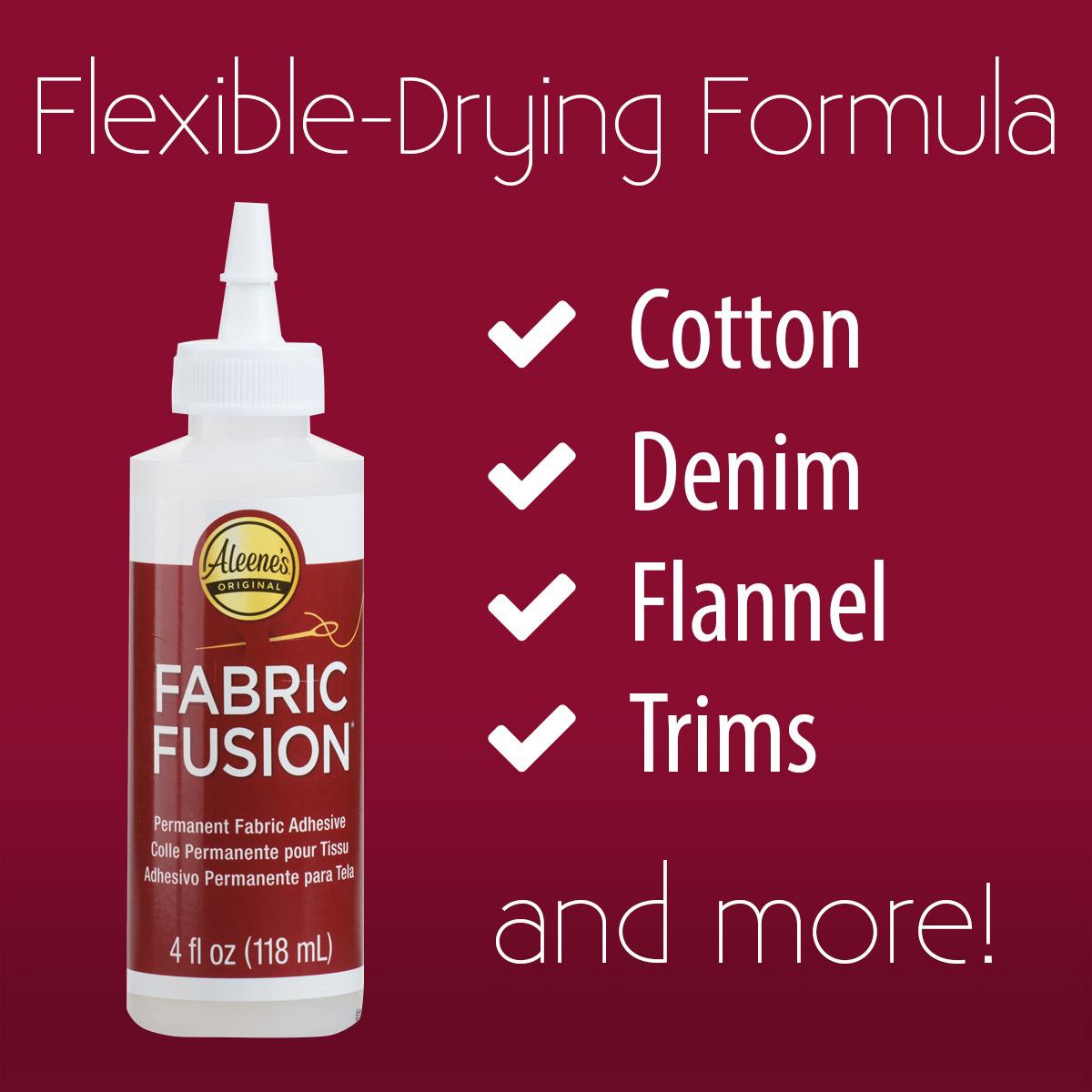 b7e7218f4ab3 Aleene s Permanent Fabric Fusion Adhesive